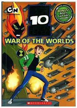 Ben 10 - Ben 10 War of the World