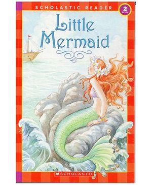 Scholastic - Scholastic Reader Little Mermaid