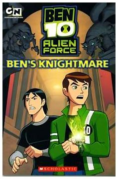 Ben 10 - Alien Force Bens Knightmare
