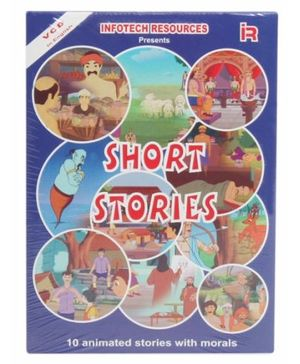 Infotech Resources - Short Stories ( English) - VCD