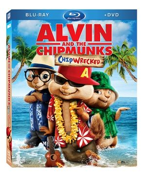 20Th Century Fox - Alvin And The Chipmunks 3 Chip Wrecked