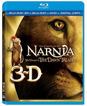 20Th Century Fox - Chronicles Of Narnia Voyage Of The Dawn Treader 3D