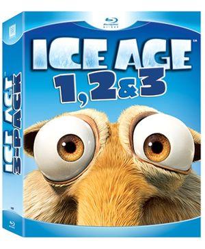 20Th Century Fox - Ice Age 1 2 3
