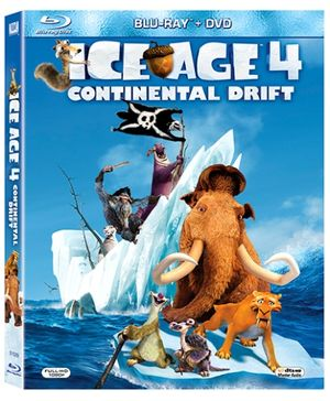 20Th Century Fox - Ice Age 4 Continental Drift