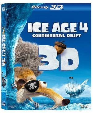 20Th Century Fox - Ice Age 4 Continental Drift 3D