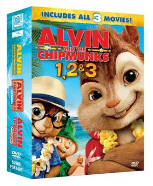 20Th Century Fox - Alvin And The Chipmunks 3