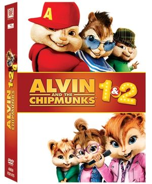 20th Century Fox - Alvin and Chipmunks  DVD Combo Pack