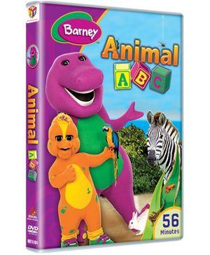 Hit Entertainment - Barney Animal Abc