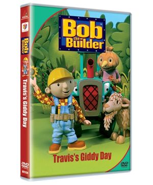 Hit Entertainment - Bob The Builder Travis Giddy Day And Other Stories