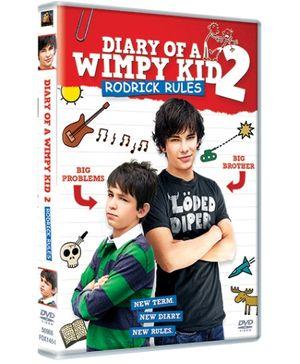 20Th Century Fox - Diary Of A Wimpy Kids 2 Rodrick Rules