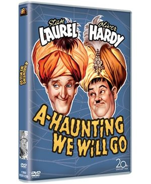 20Th Century Fox - Laural And Hardy A Haunting We Will Go