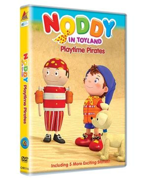 Excel Home Ent DVD Noddy In Toyland Playtime Pirates And Other - English