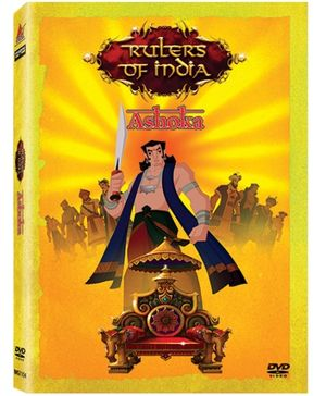 Excel Home Ent - Rulers Of India- Asoka Hindi DVD