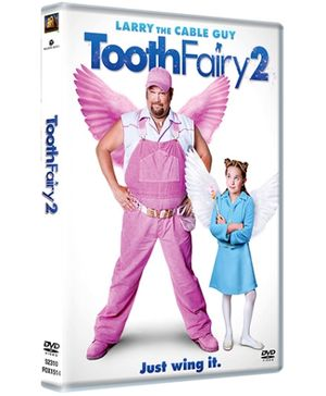 20TH Century Fox - Tooth Fairy 2 DVD