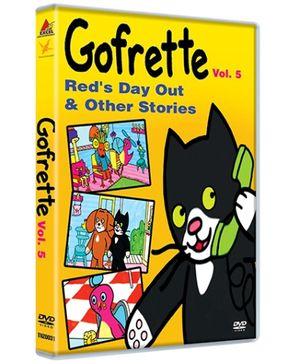 Toonz - Gofrette Volume 5 DVD