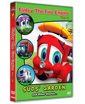 Toonz - Finley The Fire Engine Volume 10 DVD