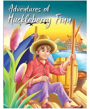 Pegasus Story Book Adventures of Huckleberry Finn - English