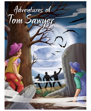 Pegasus Adventures of Tom Sawyer Story Book - English