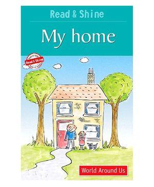 Pegasus Read And Shine My Home Level 1 - English