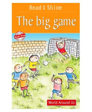 Pegasus Read And Shine The Big Game Level 4 - English