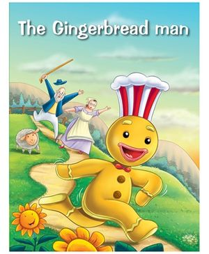The Gingerbread Man- English