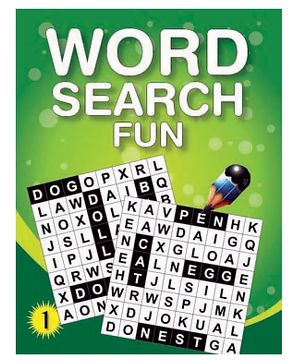 Pegasus Word Search Fun 1 - English