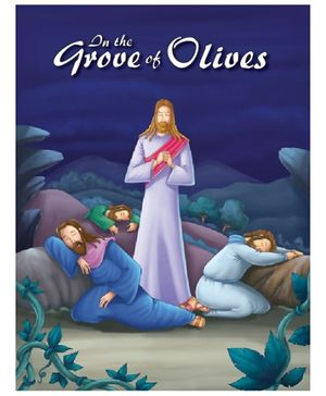Pegasus Story Book In The Grove Of Olives - English