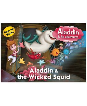 Pegasus Aladdin And The Wicked Squid - English