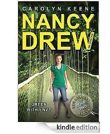 Nancy Drew - Green with Envy