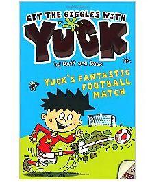 Simon and Schuster - Yuck's Fantastic Football Match