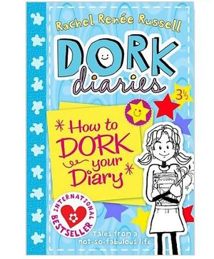 Simon and Schuster - Dork Diaries 3 1/2