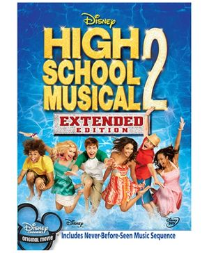 Disney - High School Musical 2 Extended Edition