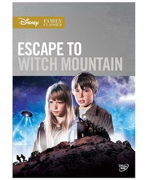Disney - Family Classics Escape To Witch Mountain