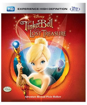 Disney - Tinkerbell 2 Lost Treasure