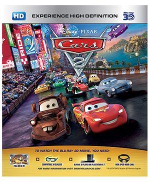 Disney Pixar - Cars 2
