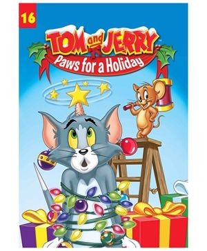 Tom and Jerry - Paws For Holiday