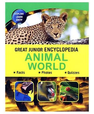 Shree Book Centre - Great Junior Encyclopedia Animal World