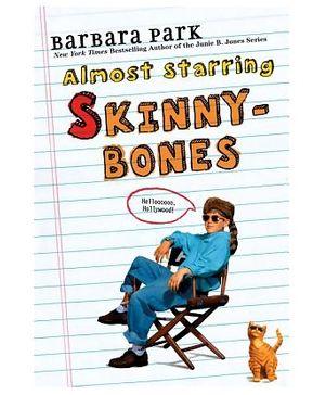 A & C Black - Almost Starring Skinnybones Story Book