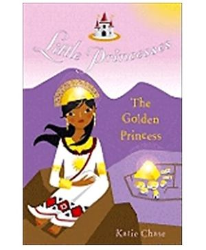 A & C Black - Little Princesses The Golden Princess Story Book