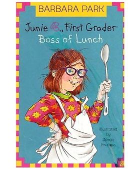 Random House - Junie B First Grader Boss Of Lunch Book