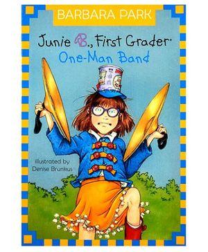 Random Books - Junie B First Grader One Man Band Book