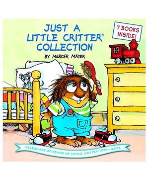 Randomhouse - Just a Little Critter Collection Story Book