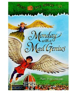 Random House - Monday with a Mad Genius Story Book