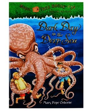 Magic Tree House Merlin Mission     Dark Day in the Deep Sea