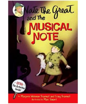 Random House Nate the Great And The Musical Note