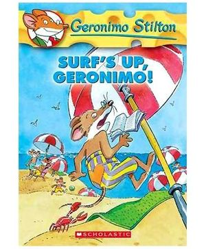 Scholastic - Surfs Up Geronimo