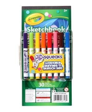 Crayola - Pip Squeaks Sketch Set