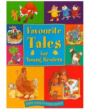 Award Publication - Favourite Tales For Young Readers