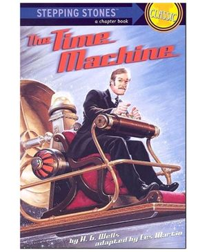 Random House - Time Machine Story Book