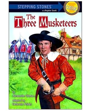 Random House -The Three Musketeers Story Book